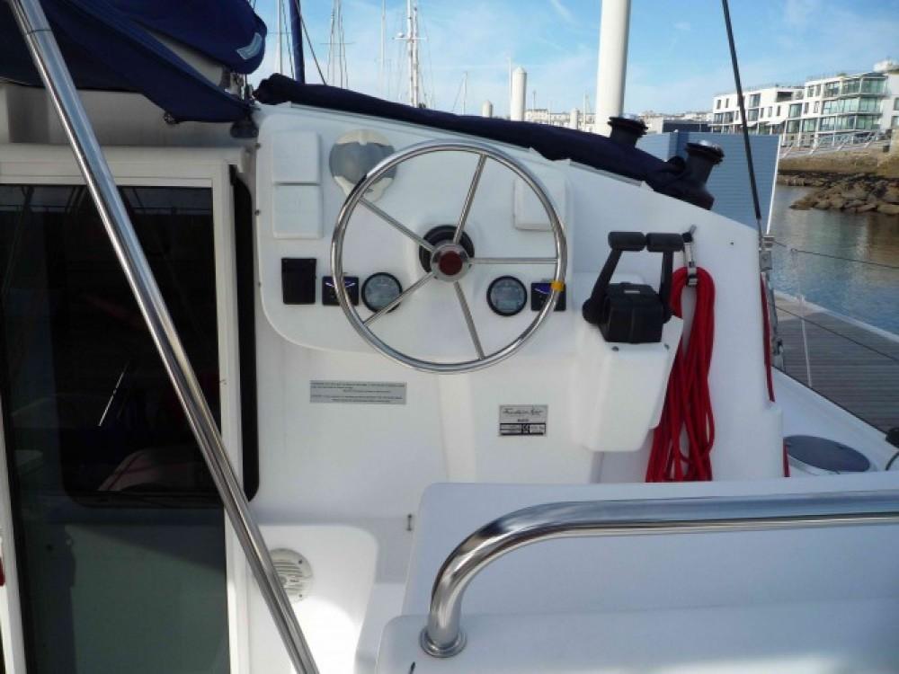 Catamaran à louer à Arcachon au meilleur prix