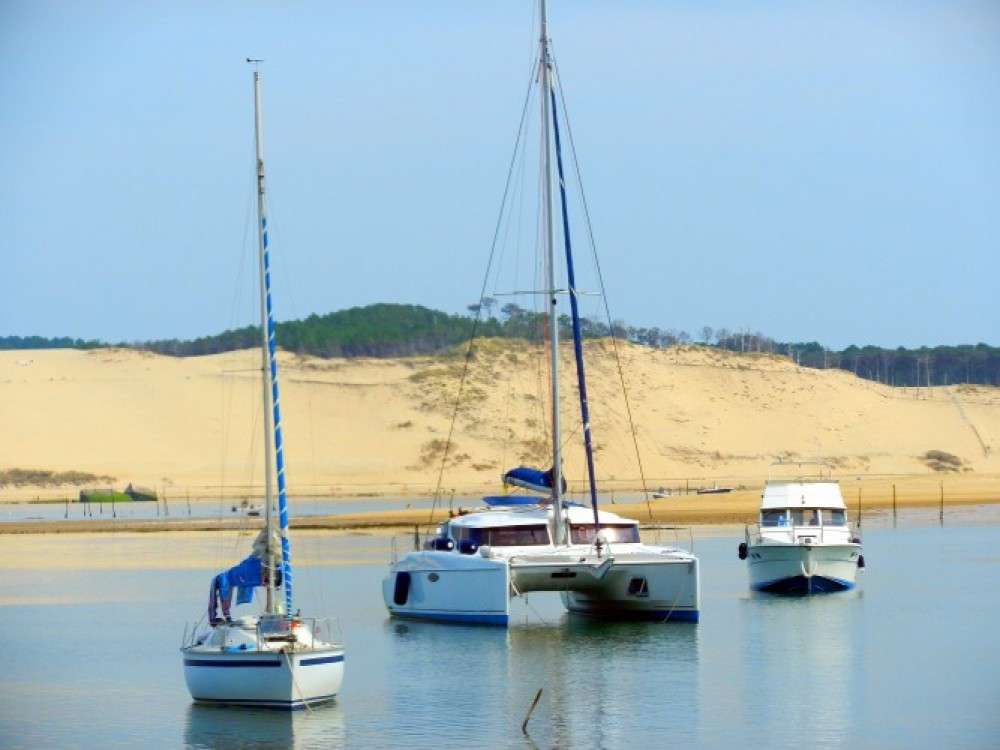 Fountaine Pajot Mahe 36 te huur van particulier of professional in Arcachon