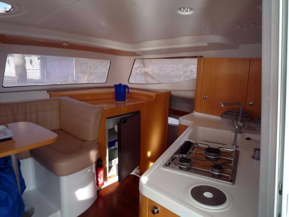 Location yacht à Arcachon - Fountaine Pajot Mahe 36 sur SamBoat