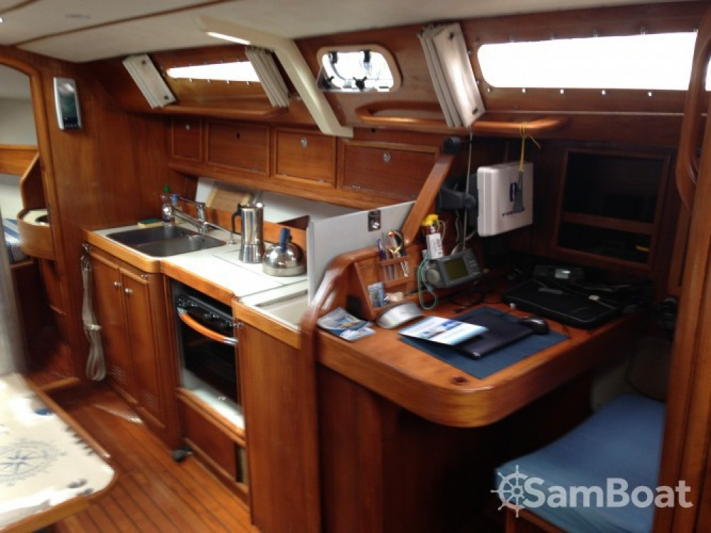 Jeanneau Sun Charm 39 between personal and professional Arzal