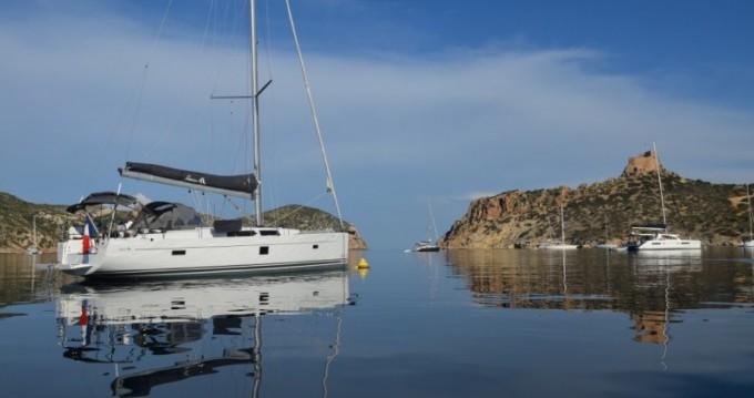 Noleggio Barca a vela Hanse con un permesso di