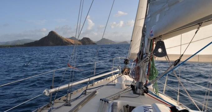 Location bateau Le Robert pas cher Gib Sea 372