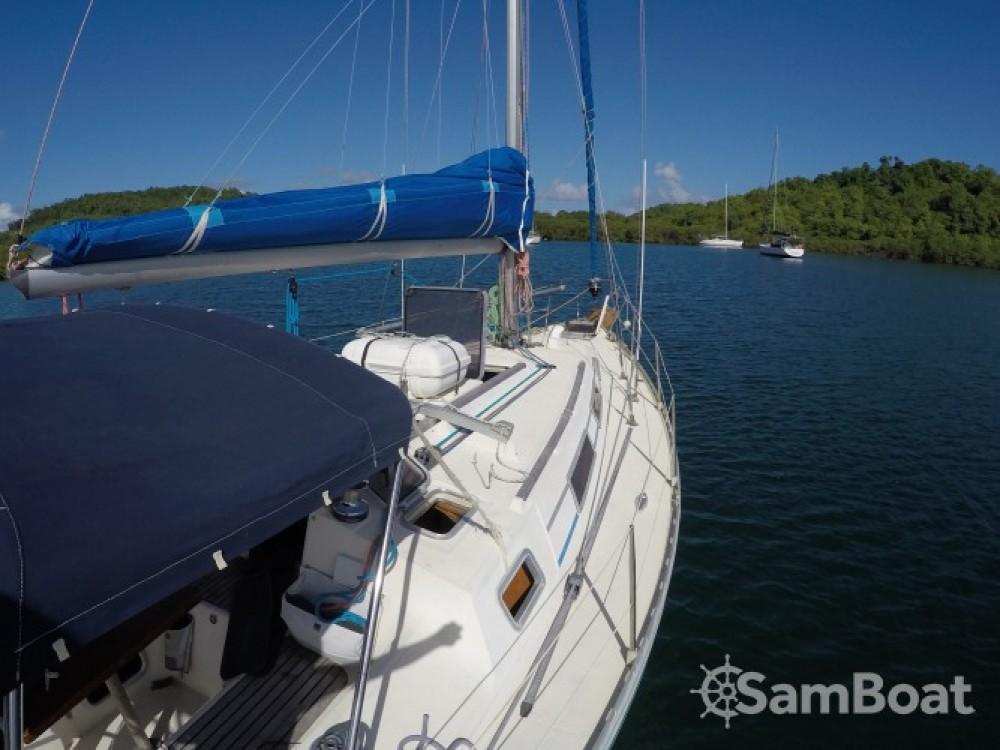 Boat rental Gibert Marine Gib Sea 372 in Le Robert on Samboat