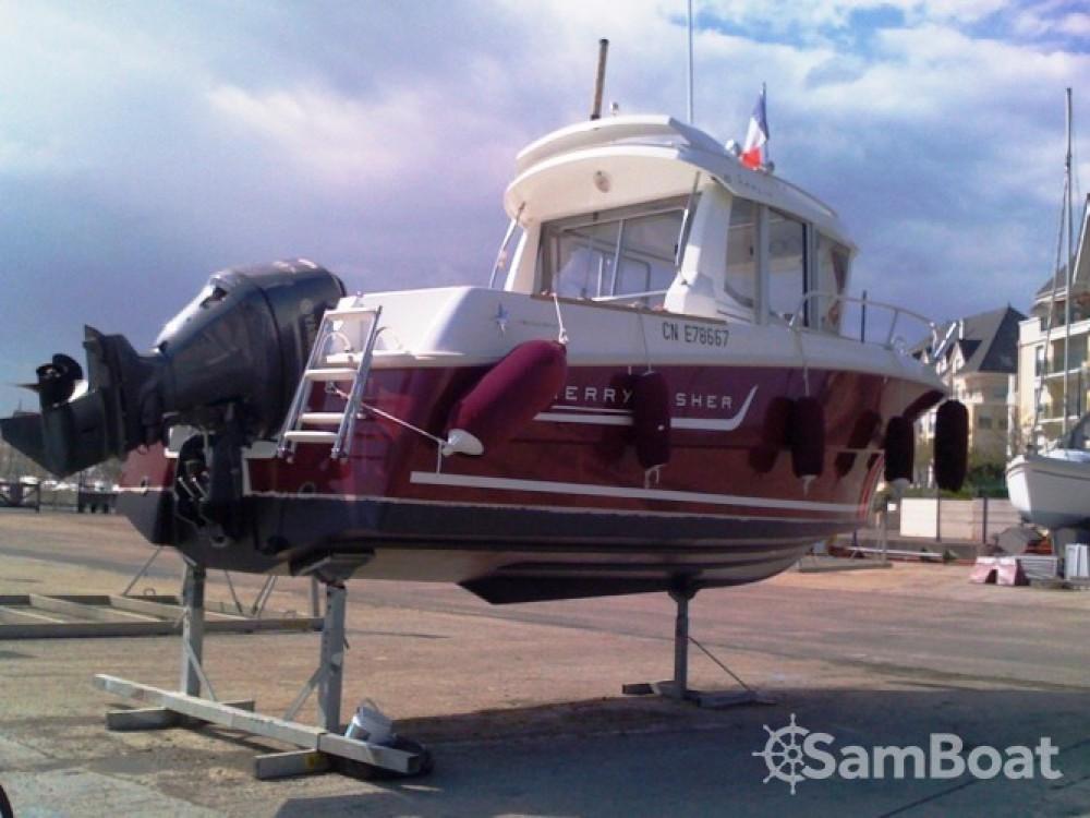 Bootverhuur Dives-sur-Mer goedkoop Merry Fisher 6 Marlin