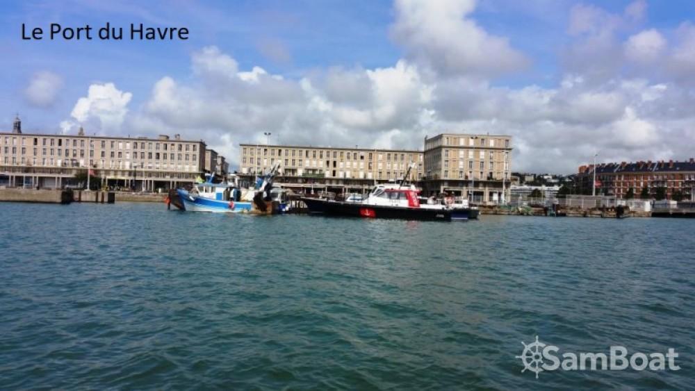 Jachthuur in Dives-sur-Mer - Jeanneau Merry Fisher 6 Marlin via SamBoat