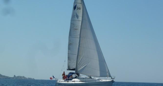Bootsverleih Palma günstig Bavaria 36 Cruiser