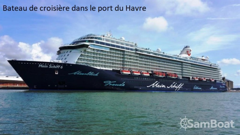 Verhuur Motorboot in Dives-sur-Mer - Jeanneau Merry Fisher 6 Marlin
