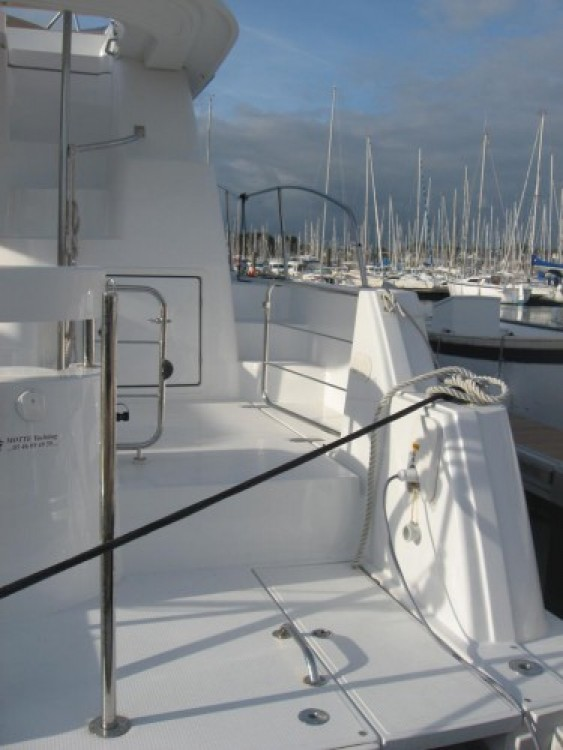Rental yacht La Trinité-sur-Mer - Fountaine Pajot Summerland 40 on SamBoat