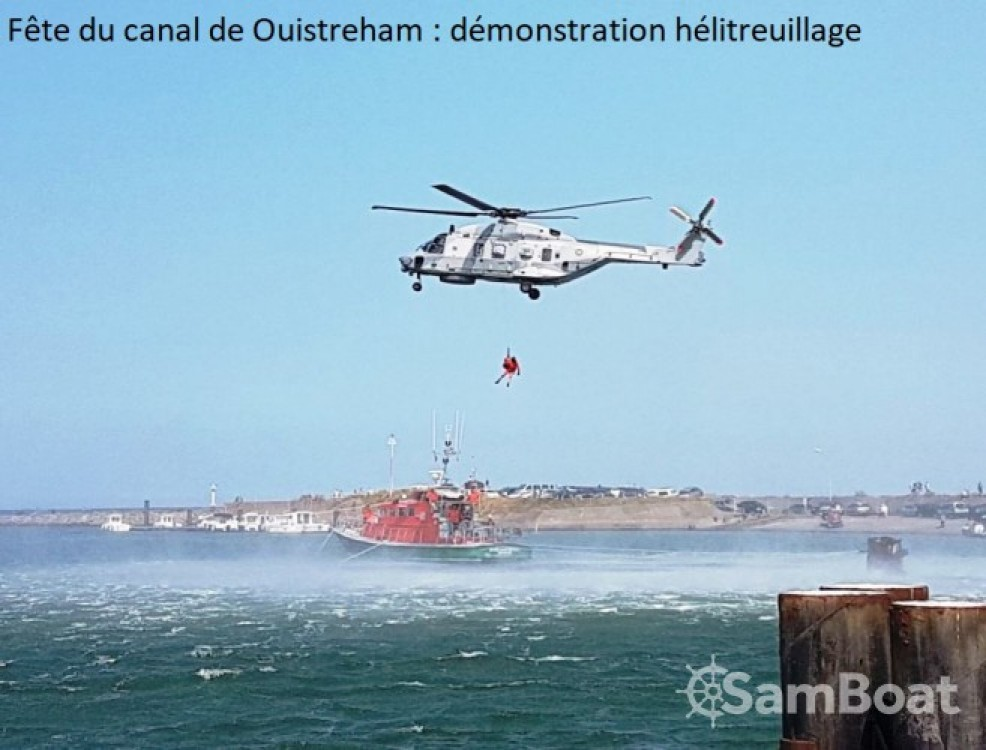 Bootverhuur Jeanneau Merry Fisher 6 Marlin in Dives-sur-Mer via SamBoat