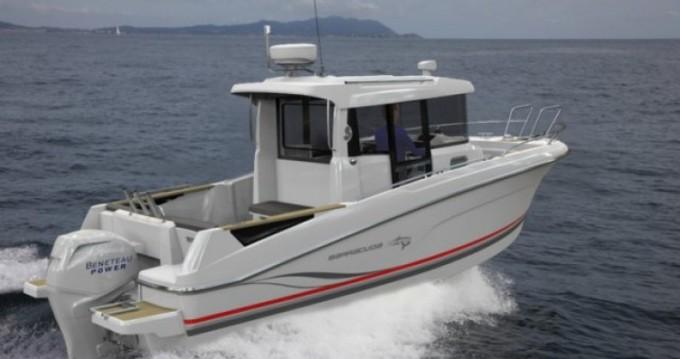 Noleggio barche Arzon economico Barracuda 7