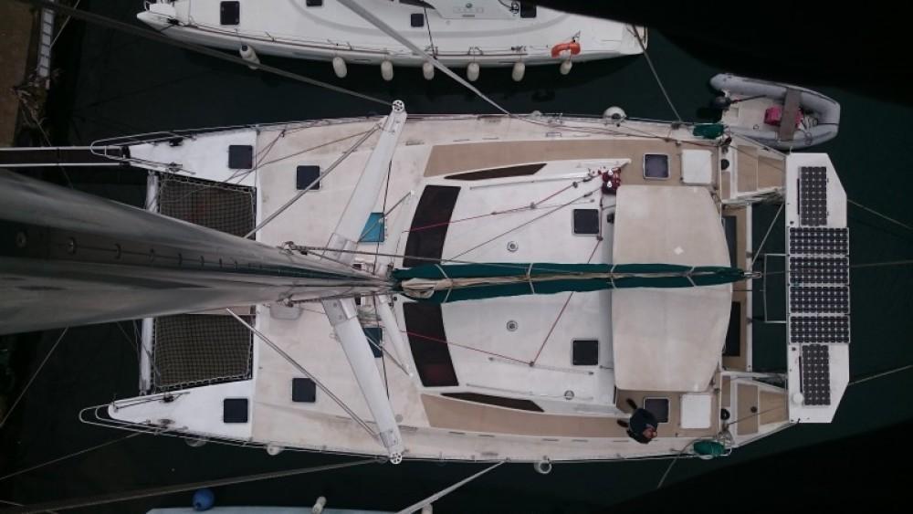 Location yacht à Le Marin - Chantier-Du-Lez plan carof lazzy 54 sur SamBoat