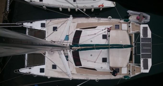 Location Catamaran Chantier-Du-Lez avec permis
