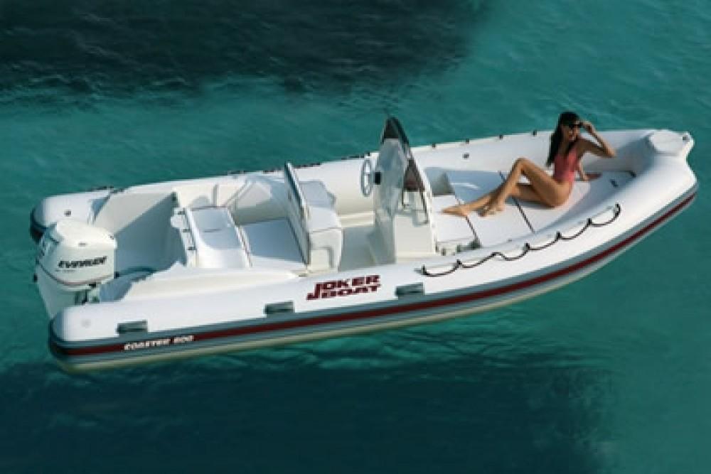 Joker Boat Coaster 600 te huur van particulier of professional in Hyères