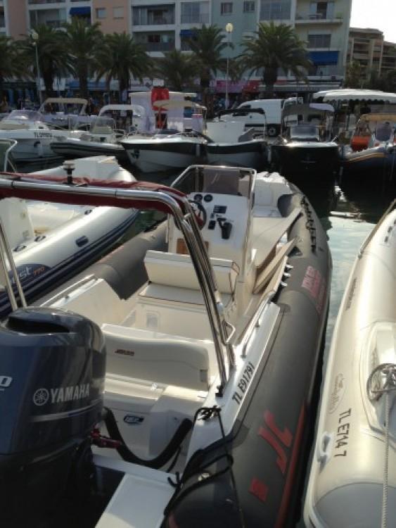 Noleggio yacht Hyères - Joker Boat Clubman 22 su SamBoat