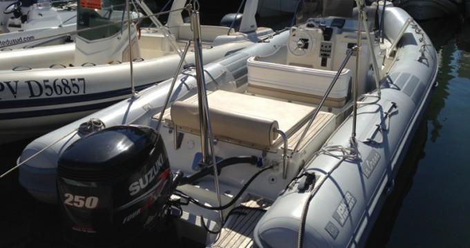 Location bateau Hyères pas cher Clubman 24