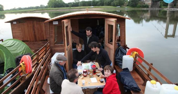 Noleggio barche Guipry-Messac economico Toue