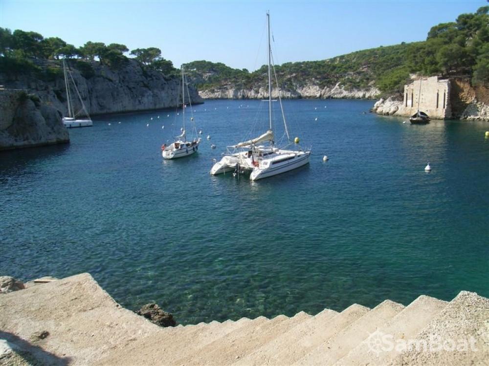 noleggio Catamararno Pescara - Edel Edel Cat 35