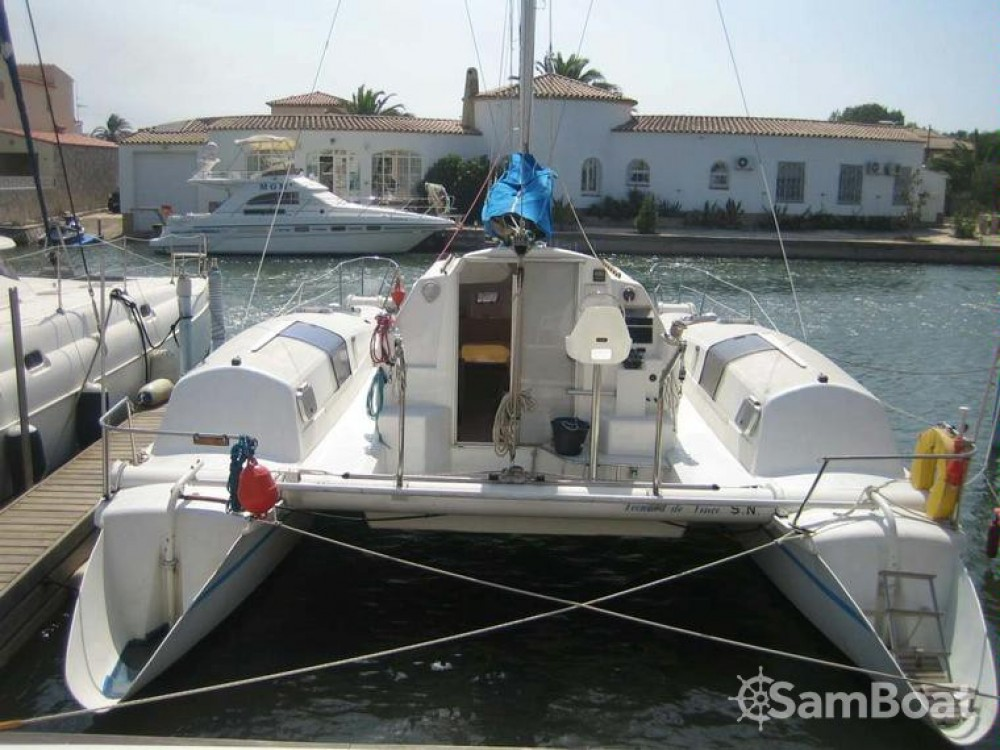 Hire Catamaran with or without skipper Edel Pescara