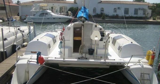 Location Catamaran à Katákolo - Edel Edel Cat 35