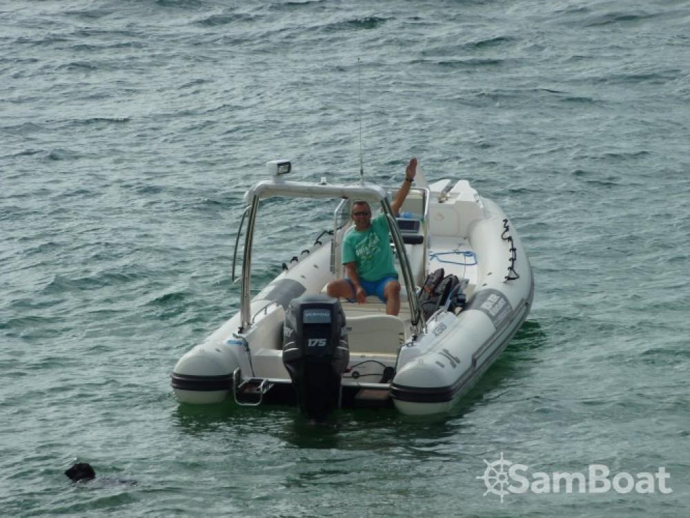 Alquiler de barcos Joker Boat Clubman 22 enArcachón en Samboat