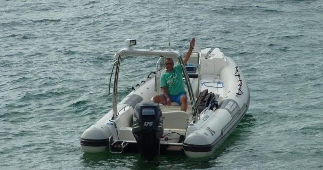 Location bateau Joker Boat Clubman 22 à Arcachon sur Samboat