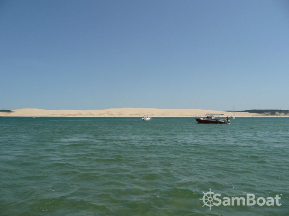 Location Semi-rigide à Arcachon - Joker Boat Clubman 22