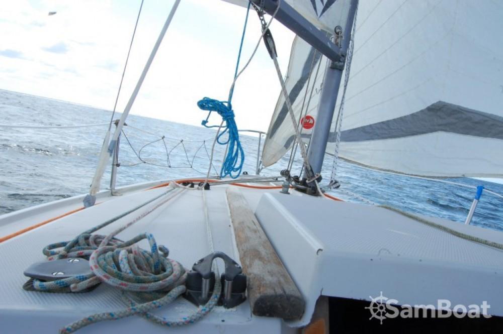 Location yacht à Pont-l'Abbé - Jeanneau Flirt sur SamBoat