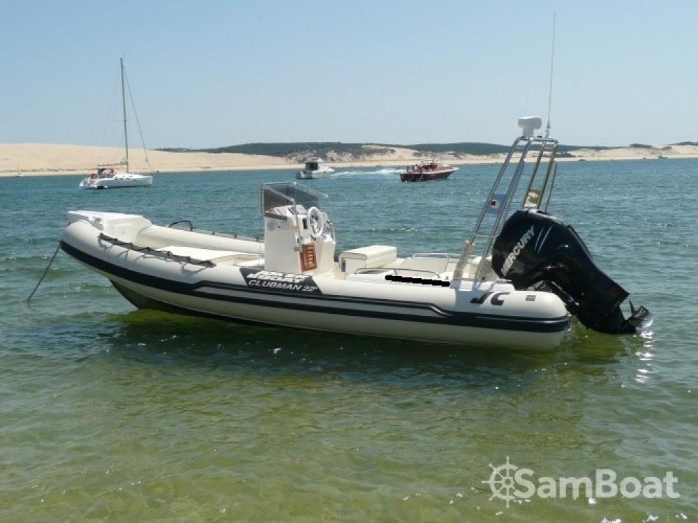 Location yacht à Arcachon - Joker Boat Clubman 22 sur SamBoat