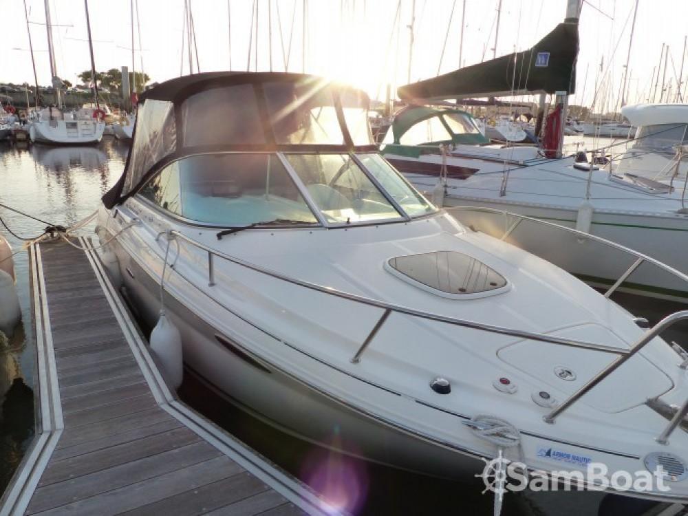 Location yacht à Larmor-Plage - Sea Ray Sea Ray 235 Weekender sur SamBoat