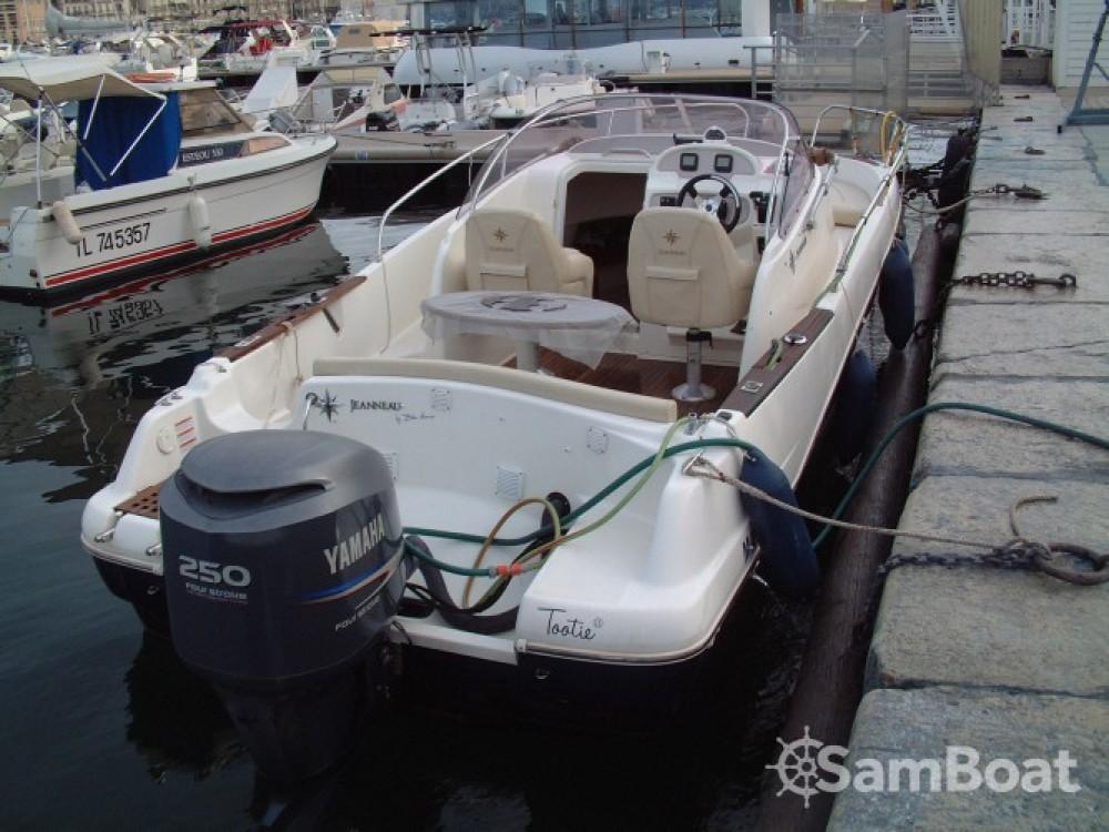 Jeanneau Cap Camarat 755 te huur van particulier of professional in Marseille