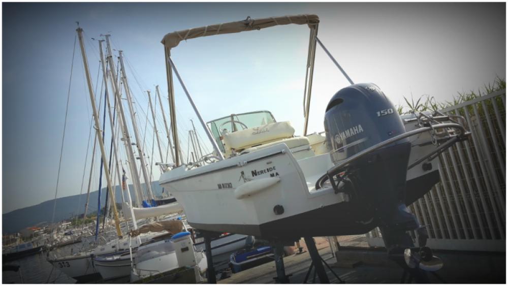 Jeanneau Cap Camarat 575 zwischen Privatpersonen und professionellem Anbieter Saint-Cyr-sur-Mer
