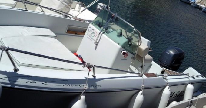 Location yacht à Saint-Cyr-sur-Mer - Jeanneau Cap Camarat 575 sur SamBoat