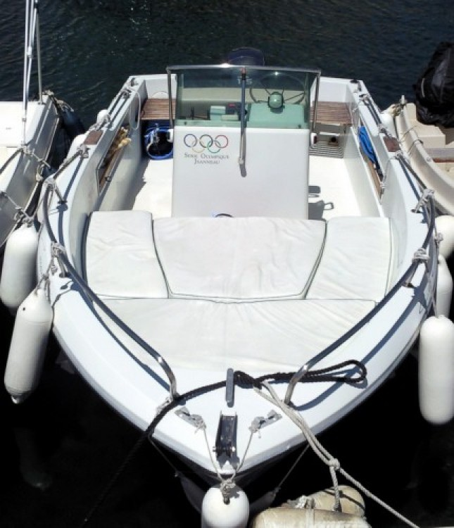 Bootverhuur Jeanneau Cap Camarat 575 in Saint-Cyr-sur-Mer via SamBoat