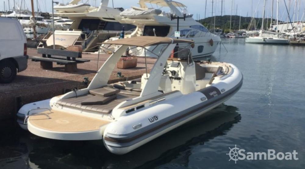 Wimbi Boats W9i entre particuliers et professionnel à Cogolin