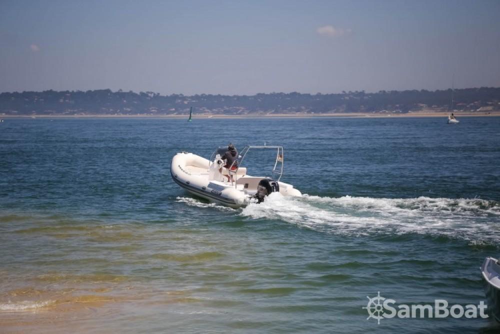 Huur Rubberboot met of zonder schipper Valiant in Lège-Cap-Ferret