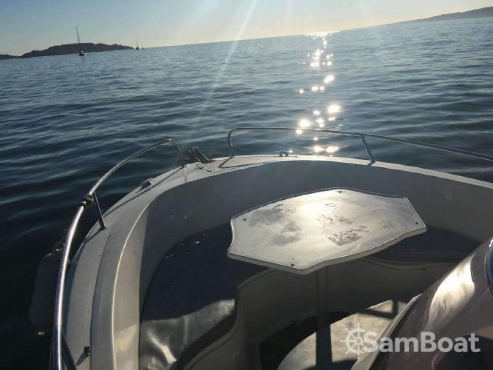 Noleggio Barca a motore Pacific Craft con un permesso di