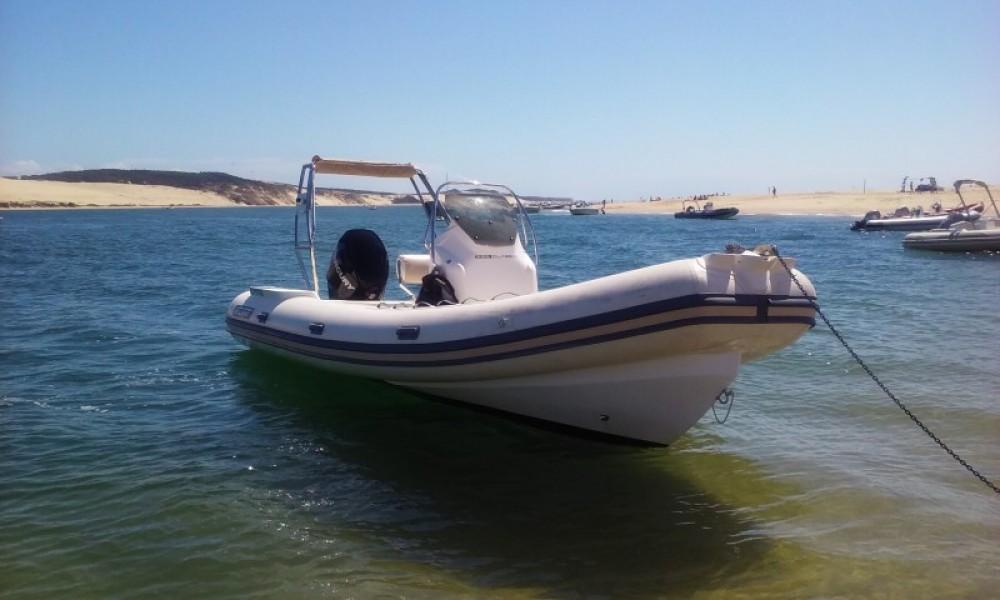 Verhuur Rubberboot in Lège-Cap-Ferret - Valiant Valiant 685 Classic
