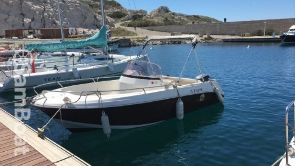 Noleggio Barca a motore con o senza skipper Pacific Craft Marsiglia