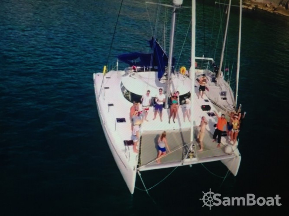 Bootverhuur Fountaine Pajot Bahia 46 in Marseille via SamBoat