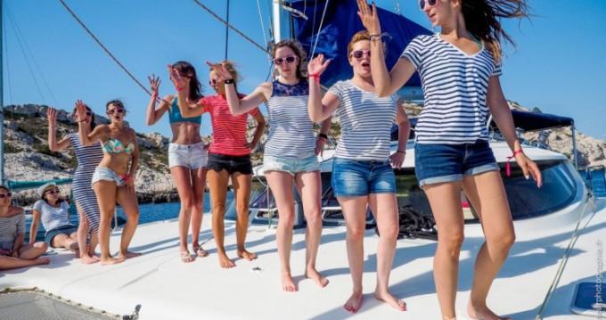 Catamaran à louer à Marseille au meilleur prix