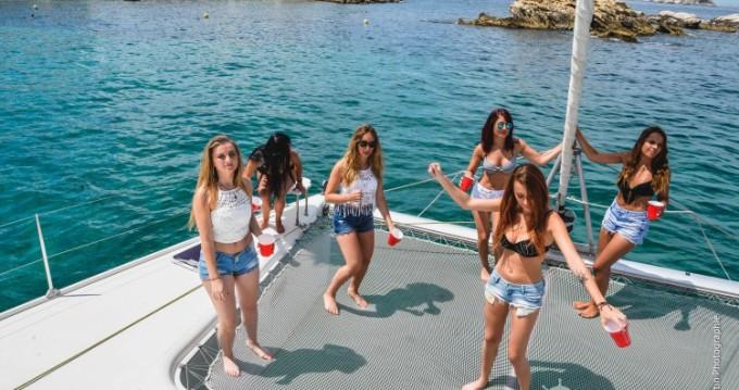 Location yacht à Marseille - Fountaine Pajot Bahia 46 sur SamBoat