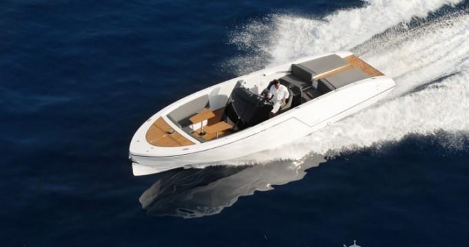 Noleggio barche Frauscher 1017 LIDO Saint-Tropez su Samboat