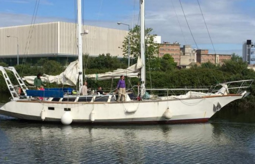 Noleggio Barca a vela Caroff con un permesso di