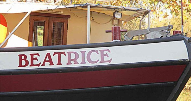 Houseboat for rent Portiragnes at the best price