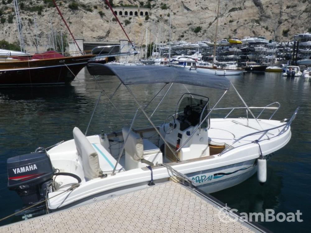 Bootsverleih Capelli Cap 18 Marseille Samboat