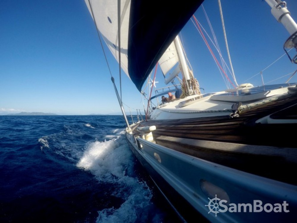 Louez un Jeanneau Sun Odyssey 45.1 à De Diego