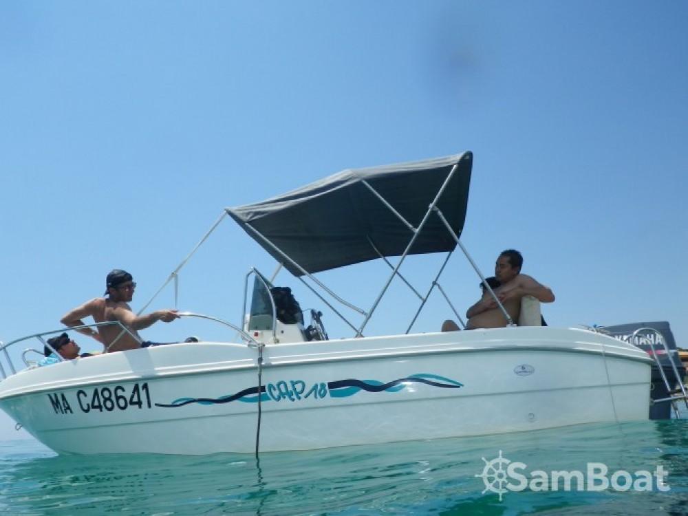 Motorboot mit oder ohne Skipper Capelli mieten in Marseille