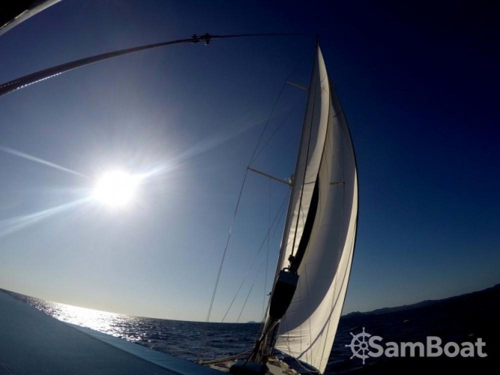 Location yacht à De Diego - Jeanneau Sun Odyssey 45.1 sur SamBoat
