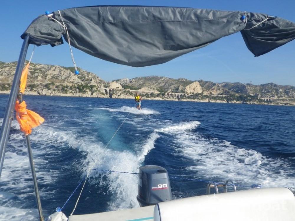 Motorboot mieten in Marseille - Capelli Cap 18
