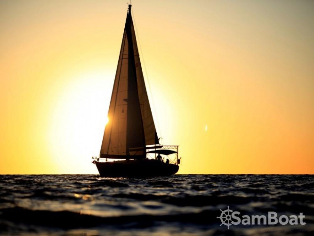 Jeanneau Sun Odyssey 45.1 entre particuliers et professionnel à De Diego